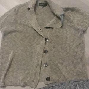 Jones New York heather look sweater
